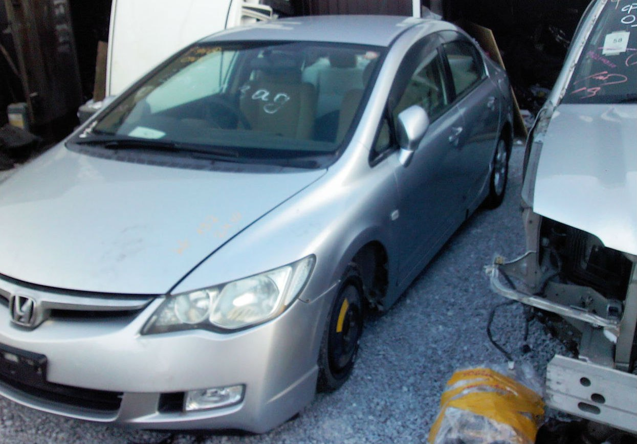 Honda Civic Hybrid 2008 год в наличии за Договорная рублей - фото 1