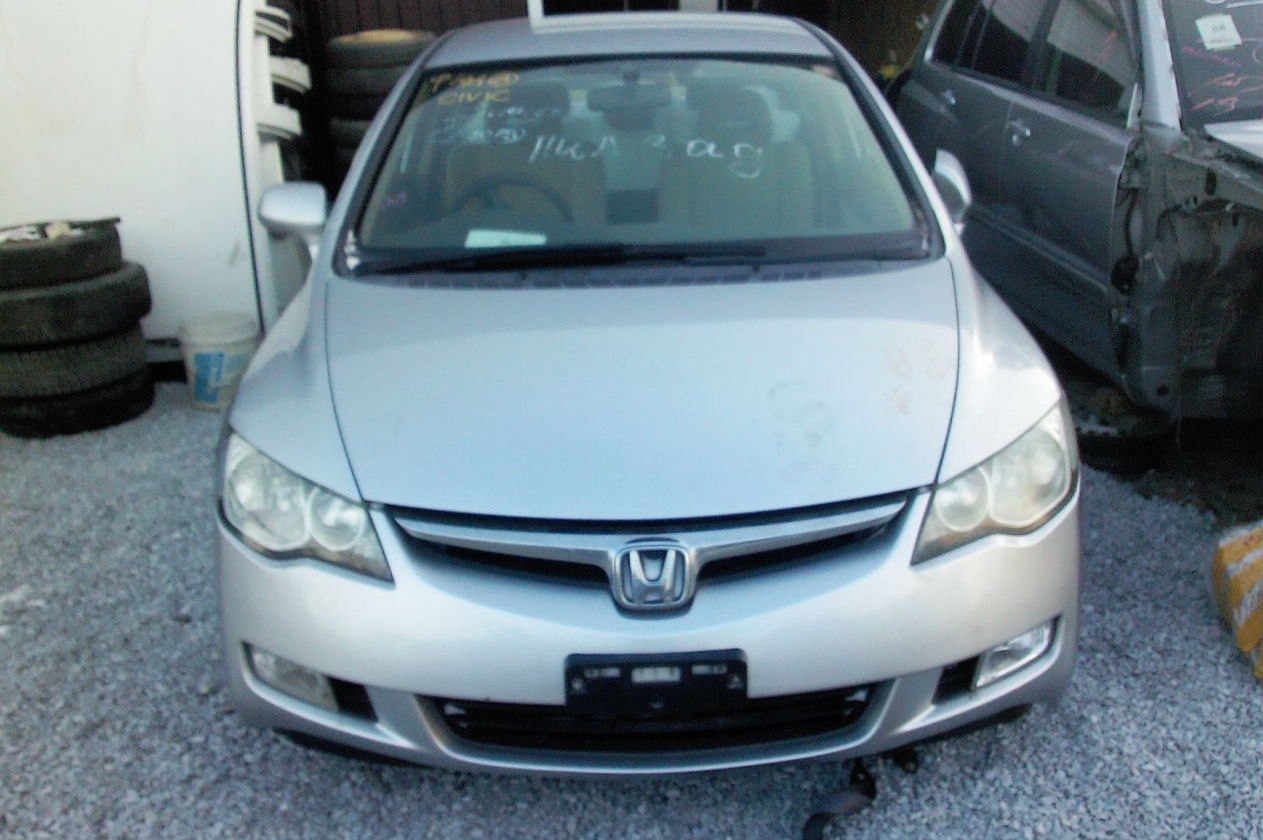 Honda Civic Hybrid 2008 год в наличии за Договорная рублей - фото 5